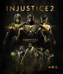 Injustice 2 | Repack By Xatab