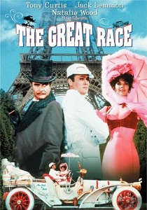 დიდი რბოლა (ქართულად) / didi rbola (qartulad) / The Great Race