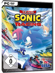 Team Sonic Racing | RePack By Fitgirl