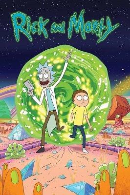 რიკი და მორტი (ქართულად) / riki da morti (qartulad) / Rick and Morty