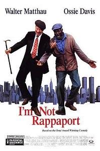 მე არ ვარ რაპპაპორტი (ქართულად) / me ar var rappaporti (qartulad) / I'm Not Rappaport