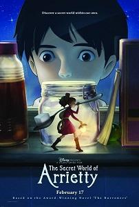 არიეტის საიდუმლო სამყარო (ქართულად) / arietis saidumlo samyaro (qartulad) / The Secret World of Arrietty