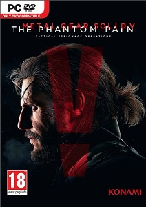 Metal Gear Solid V: The Phantom Pain | RePack By Decepticon