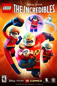 LEGO The Incredibles | RePack By Qoob