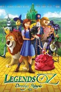 ოზი: ზურმუხტის ქალაქში დაბრუნება / Legends of Oz: Dorothy's Return