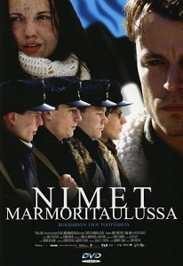 სახელები მარმარილოში (ქართულად) / saxelebi marmariloshi (qartulad) / Nimed marmortahvlil