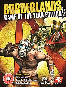 Borderlands: Game of the Year Edition | RePack by FitGirl