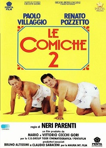 კომიკოსები 2 (ქართულად) / komikosebi 2 (qartulad) / Le Comiche 2