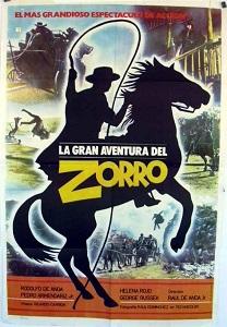 ზორო (ქართულად) / zoro (qartulad) / The Great Adventure of Zorro