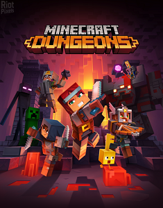 Minecraft Dungeons | RePack By xatab