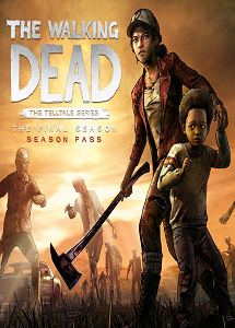 The Walking Dead: The Final Season - Episode 1-4 | License