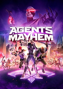Agents of Mayhem | RePack By Xatab