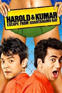 დაბოლილები 2 (ჰაროლდი და კუმარი 2) (ქართულად) / dabolilebi 2 (haroldi da kumari 2) (qartulad) / Harold & Kumar Escape from Guantanamo Bay