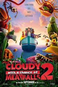 მოღრუბლულობა, შესაძლებელია ნალექი ფრიკადელების სახით 2 (ქართულად) / mogrubluloba, shesadzlebelia naleqi frikadelebis saxit 2 (qartulad) / Cloudy with a Chance of Meatballs 2