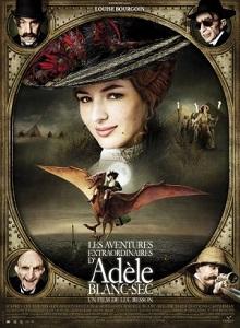 ადელის უჩვეულო თავგადასავლები (ქართულად) / adelis uchveulo tavgadasavlebi (qartulad) / The Extraordinary Adventures of Adele Blanc-Sec