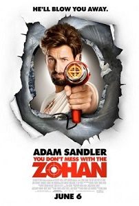 ნუ ეხუმრებით ზოჰანს! (ქართულად) / nu exumrebit zohans! (qartulad) / You Don't Mess with the Zohan