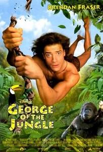 ჯორჯი ჯუნგლებიდან (ქართულად) / jorji junglebidan (qartulad) / George of the Jungle