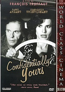 ჩქარა დადგეს კვირა (ქართულად) / chqara dadges kvira (qartulad) / Confidentially Yours (Vivement dimanche!)