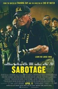 საბოტაჟი (ქართულად) / sabotaji (qartulad) / Sabotage