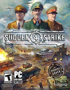 Sudden Strike 4 | RePack by R.G. Catalyst