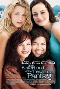 თილისმა ჯინსები 2 (ქართულად) / tilisma jinsebi 2 (qartulad) / The Sisterhood of the Traveling Pants 2