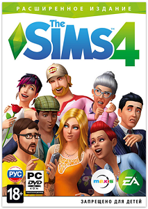 The Sims 4: Deluxe Edition | Repack By FitGirl