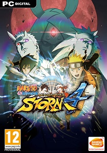 Naruto Shippuden: Ultimate Ninja Storm 4 - Deluxe Edition | RePack By Xatab