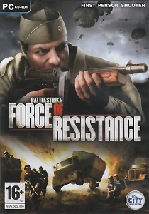 Battlestrike: Force of Resistance | License