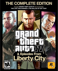 Grand Theft Auto IV - Complete Edition | Repack by xatab