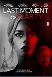 სიცხადის ბოლო მომენტი (ქართულად) / sicxadis bolo momenti (qartulad) / Last Moment of Clarity