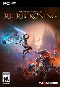 Kingdoms of Amalur: Re-Reckoning | Valtrix 1982