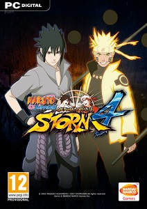 Naruto Shippuden: Ultimate Ninja Storm 4 - Deluxe Edition | RePack от FitGirl