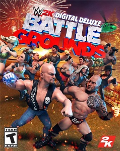 WWE 2K BATTLEGROUNDS | Chronos