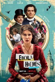 ენოლა ჰოლმსი (ქართულად) / enola holmsi (qartulad) / Enola Holmes