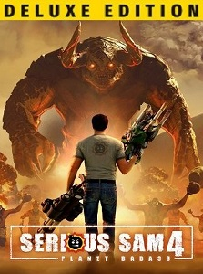 Serious Sam 4: Deluxe Edition | Repack By Xatab