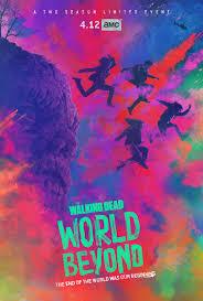 მოსიარულე მკვდრები სპინ-ოფი (ქართულად) / mosiarule mkvdrebi spin-ofi (qartulad) / The Walking Dead: World Beyond