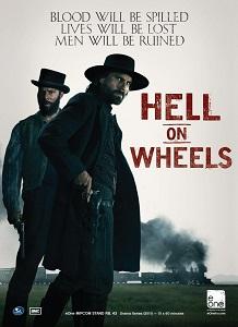 ჯოჯოხეთი ბორბლებზე (ქართულად) / jojoxeti borblebze (qartulad) / Hell on Wheels