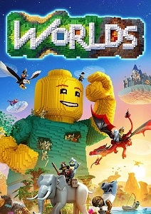 LEGO Worlds (2017) PC | RePack By R.G Mechanics