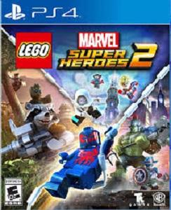 LEGO Marvel Super Heroes 2 [v 1.0.0.20065 + DLCs] (2017) PC | RePack от FitGirl