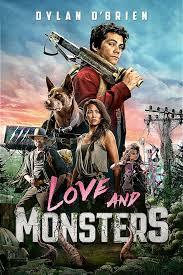 სიყვარული და მონსტრები (ქართულად) / siyvaruli da monstrebi (qartulad) / LOVE AND MONSTERS