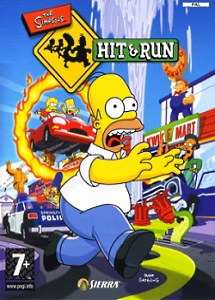 Simpsons - Hit and Run (2003) PC / [Repack] R.G. Catalyst