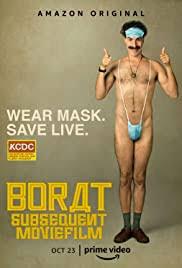 ბორატი 2 (ქართულად) / borati 2 (qartulad) / BORAT: SUBSEQUENT MOVIEFILM
