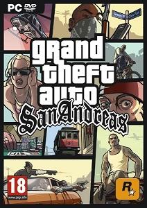 GTA / Grand Theft Auto: San Andreas + Graphic mod ENB | RePack by Yaroslav98