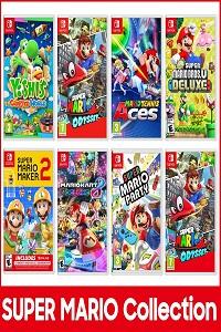 Super Mario - Collection (2015) PC | ლიცენზია