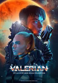 ვალერიანი და ათასი პლანეტის ქალაქი (ქართულად) / valeriani da atasi planetis qalaqi (qartulad) / Valerian and the City of a Thousand Planets