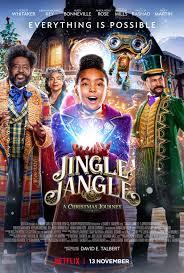 ჯენგლი: საშობაო მოგზაურობა (ქართულად) / jengli sashobao mogzauroba (qartulad) / Jingle Jangle: A Christmas Journey