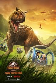იურიული პერიოდის სამყარო: ტიტონური ბანაკი (ქართულად) / Jurassic World: Camp Cretaceous