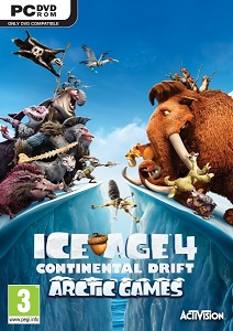 Ice Age 4: Continental Drift - Arctic Games | RePack By R.G. ReCoding