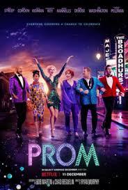 გამოსაშვები საღამო (ქართულად) / The Prom
