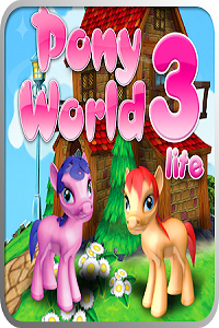 Pony World 3 (ENG/2014) | PC License